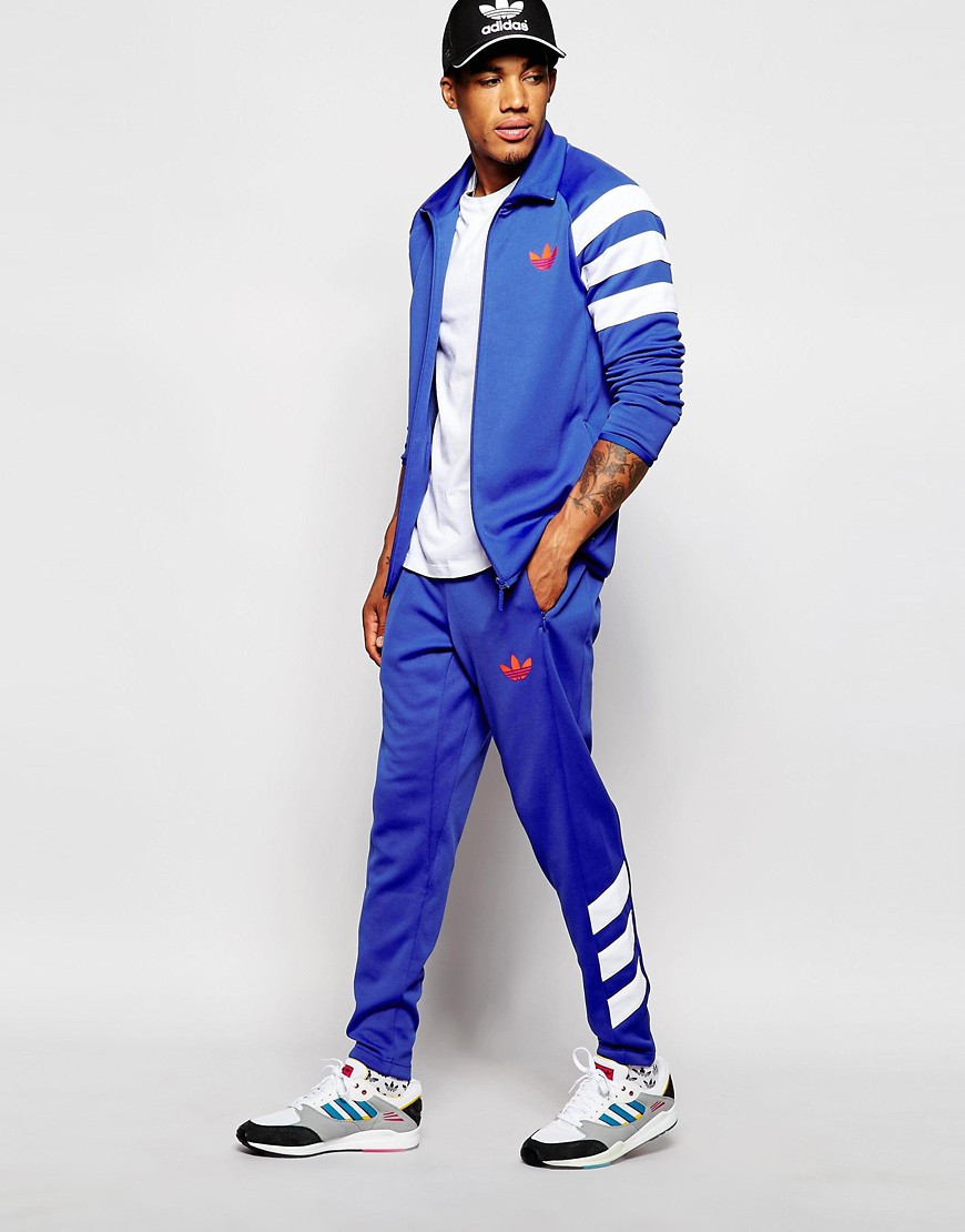 Image 1 of Adidas Originals Fitted Tracksuit