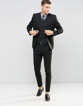 Men's Skinny Fit Suits | Skinny Trousers & Blazers | ASOS