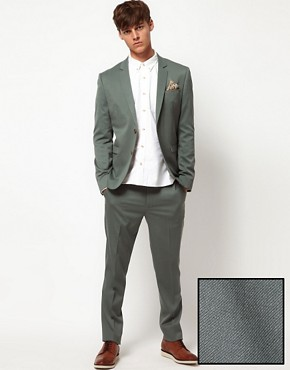 Image 1 ofASOS Skinny Fit Suit