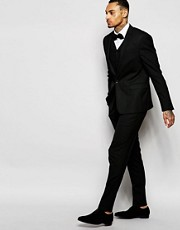 ASOS Skinny Suit in Black