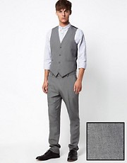 ASOS  Slim Fit Trousers and  Waistcoat