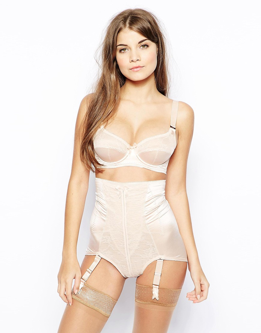 Image 1 of Gossard Retrolution Blush Set