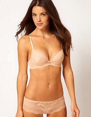 Gossard Superboost Lace Nude Set