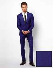 Selected - Abito skinny fit
