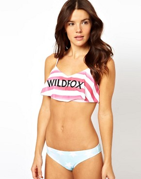 Image 1 ofWildfox Goldie Goodenplenty Bikini 