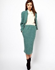 ASOS Suit In Boucle