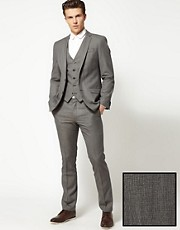 River Island Straight Leg John Suit