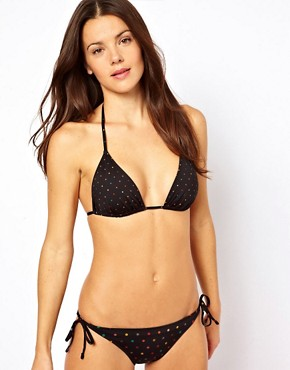 Image 1 ofPaul Smith Mixed Spot Bikini