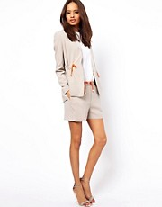 ASOS Short Suit with Drawstring Detail