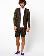 Vito Camo Short Suit