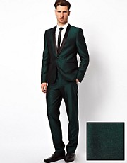 ASOS Slim Fit Suit in Tonic Fabric