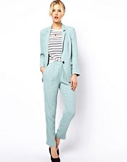 ASOS Premium Suit In Crepe