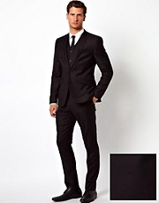 ASOS Slim Fit Suit in 100% Wool