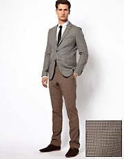 Peter Werth Micro Check Suit