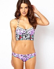 Maaji Ladies and Gentle Cats Longline Bikini