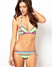 Bikini con aros Gold Coast de Miss Mandalay