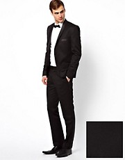 Caxton Skinny Fit Tux Suit