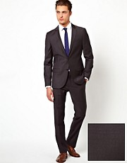 River Island Fisher Suit in Straight Fit