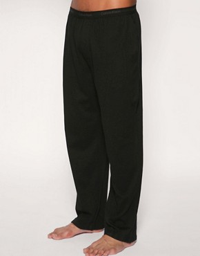 Image 1 ofCalvin Klein Jersey Pants