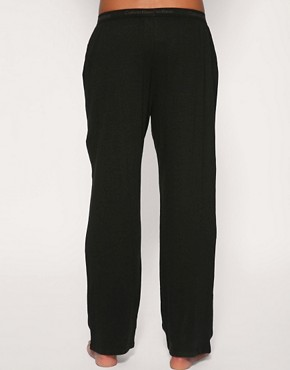 Image 2 ofCalvin Klein Jersey Pants