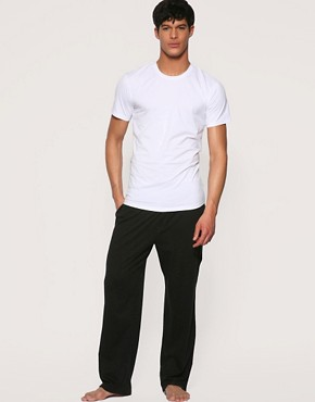 Image 4 ofCalvin Klein Jersey Pants