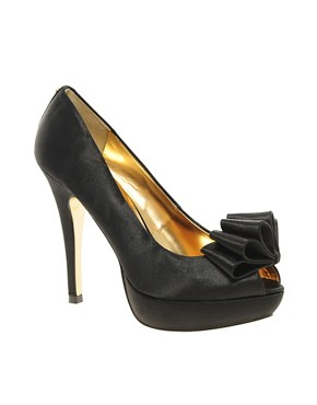 Image 1 of Ted Baker Morick Bow Platform Shoes
