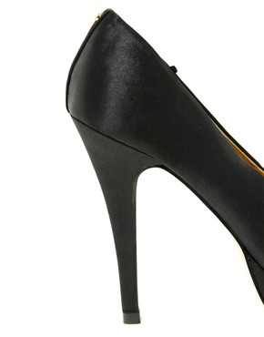 Image 2 of Ted Baker Morick Bow Platform Shoes
