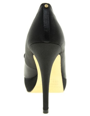 Image 3 of Ted Baker Morick Bow Platform Shoes
