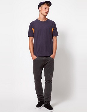 Image 4 ofASOS BLACK x Puma Short Sleeve T-Shirt