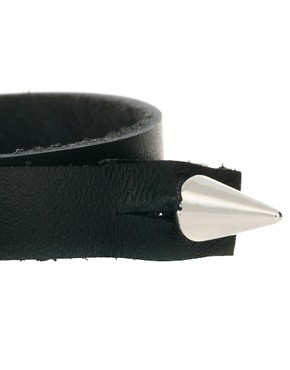 Image 4 ofASOS Spike Button Bracelet