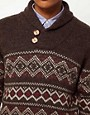 Image 3 ofHilfiger Denim Fairisle Jumper