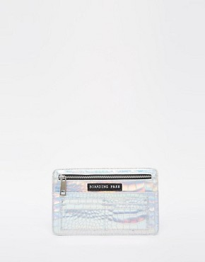 ASOS Hologram Travel Wallet