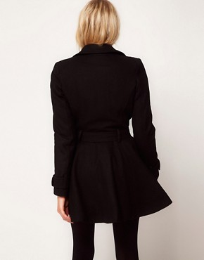 Image 2 ofASOS Skater Coat