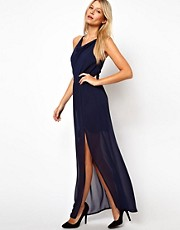 Love Maxi Dress with Cami Straps