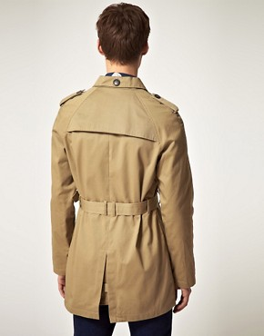 Bild 2 von ASOS  Twill-Trenchcoat