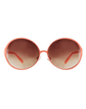 Image 2 ofAJ Morgan Twig Oversize Sunglasses