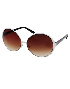 Image 1 ofAJ Morgan Twig Oversize Sunglasses