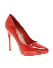 Carvela Align Pointed Court Shoes