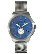 Reloj con correa de malla TE3041 de Ted Baker