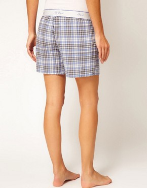 Image 2 ofEsprit Nordic Check Short