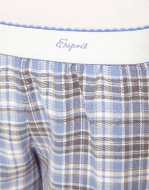 Image 3 ofEsprit Nordic Check Short