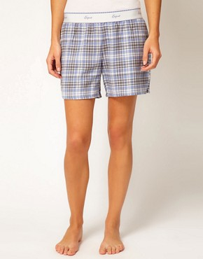 Image 4 ofEsprit Nordic Check Short