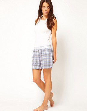 Image 1 ofEsprit Nordic Check Short