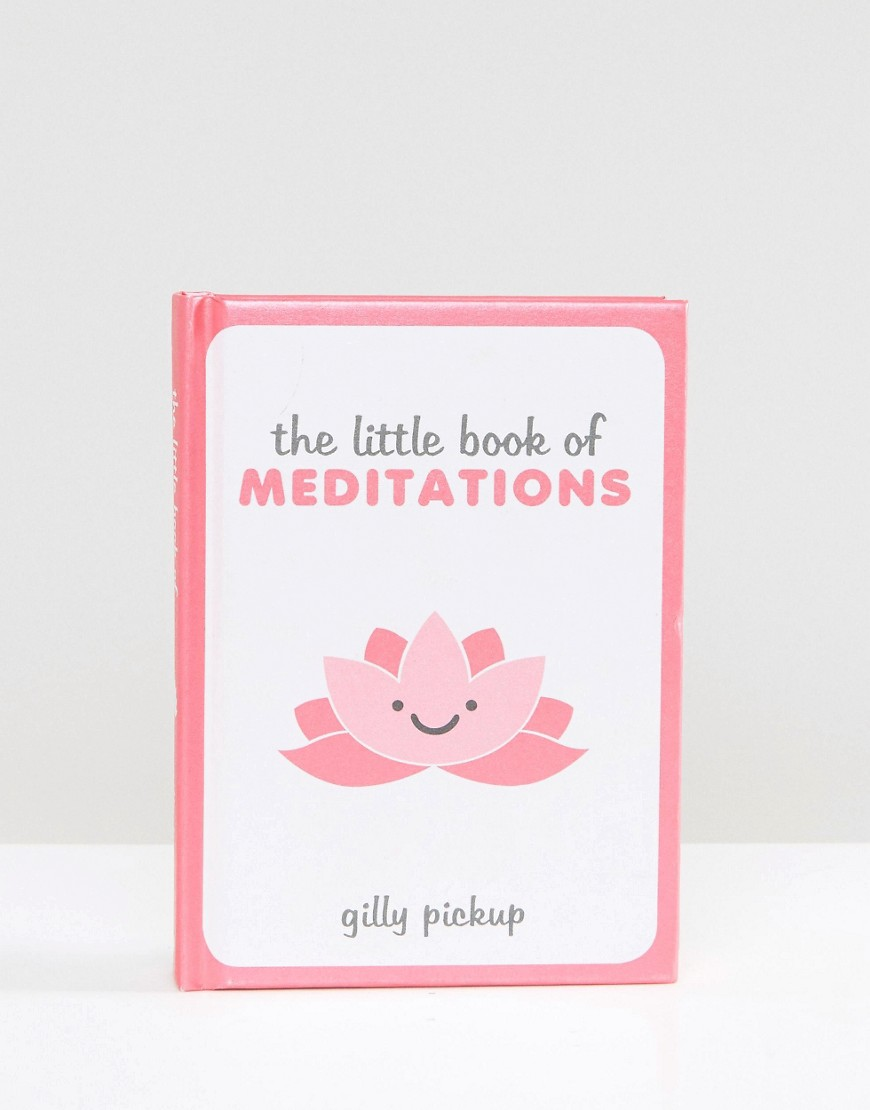 livre-the-little-book-of-meditations-multi