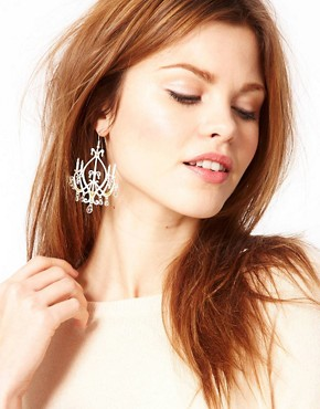 Image 2 ofN2 Chandelier Earrings