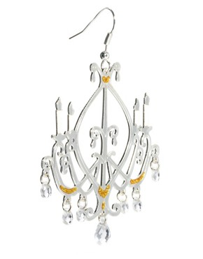 Image 3 ofN2 Chandelier Earrings