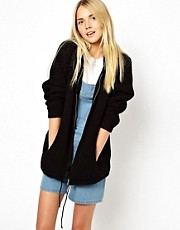 ASOS Zip Front Hoody
