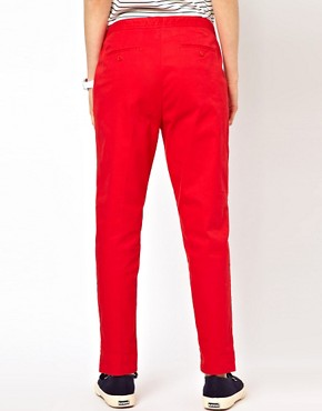 Image 2 ofFred Perry Slim Cropped Chino