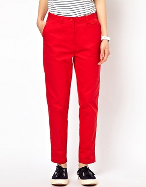 Image 4 ofFred Perry Slim Cropped Chino