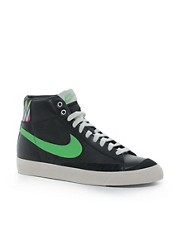 Nike - Blazer - Scarpe da ginnastica alte in pelle anni &#39;77